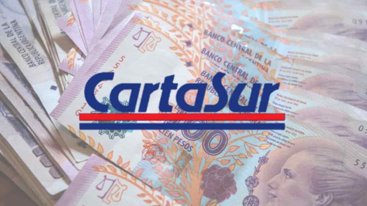 CartaSur Préstamos Personales con DNI