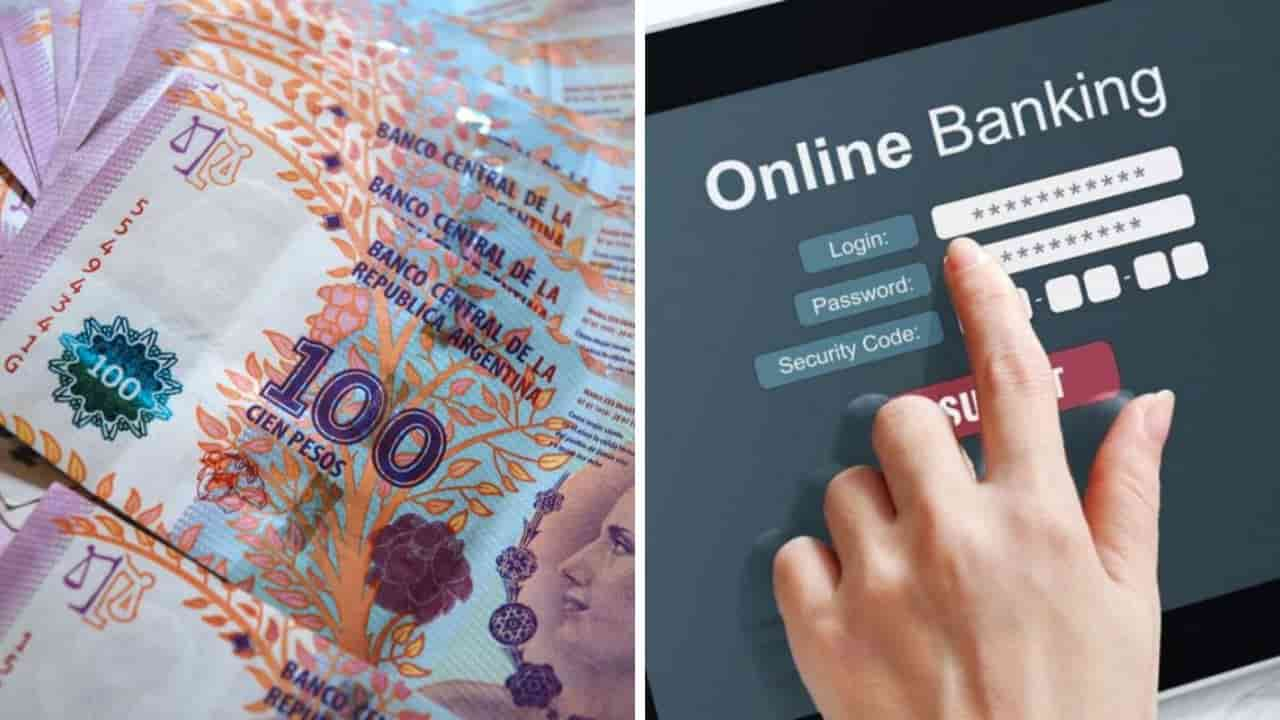 pagar credito argentino por Home Banking